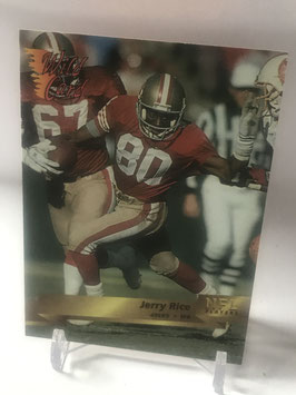 Jerry Rice (49ers) 1993 Wild Card #4
