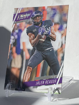 Jalen Reagor (TCU/ Eagles) 2020 Chronicles Draft Picks Prestige #8