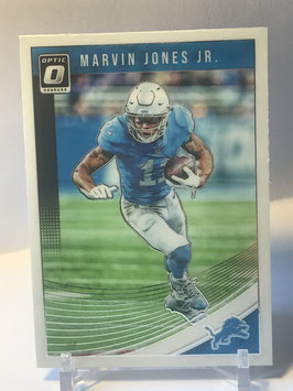 Marvin Jones Jr. (Lions) 2018 Donruss Optic #36