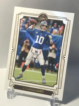 Eli Manning (Giants) 2019 Legacy #74