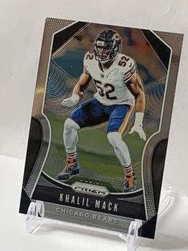Khalil Mack (Bears) 2019 Prizm #105