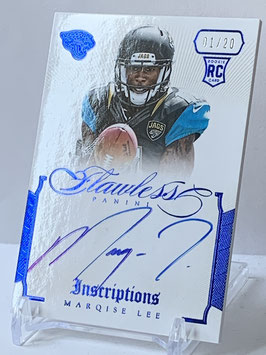 Marqise Lee (Jaguars) 2014 Flawless Inscriptions Blue #11