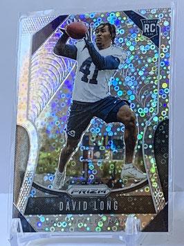 David Long (Rams) 2019 Prizm Disco Prizm #386
