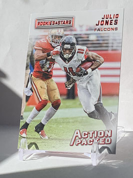 Julio Jones (Falcons) 2016 Rookies & Stars Action Packed #9