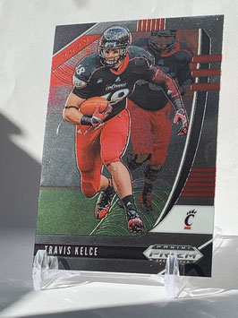 Travis Kelce (Cincinnati/ Chiefs) 2020 Prizm Draft Picks #99