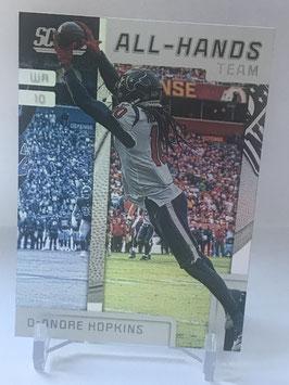DeAndre Hopkins (Texans) 2019 Score All-Hands Team #AHT-8