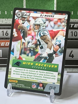 DJ Moore (Panthers) 2019 FIVE TCG C11
