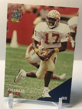 Charlie Ward (Florida State) 1994 Classic NFL Draft #81