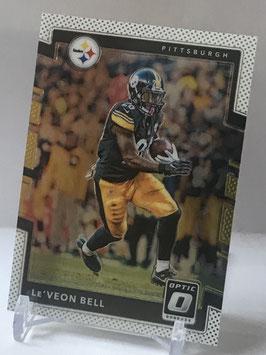 LeVeon Bell (Steelers) 2017 Donruss Optic #15
