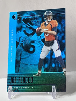 Joe Flacco (Broncos) 2019 Illusions Blue #19