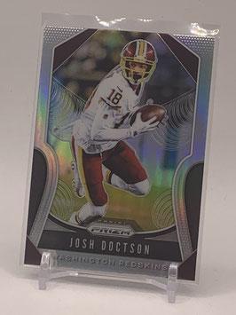Josh Doctson (Redskins) 2019 Prizm Silver Prizm #60