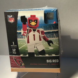 Big Red Mascot (Cardinals) OYO Figur Generation 4/ Serie 2
