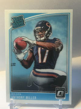 Anthony Miller (Bears) 2018 Donruss Optic #164