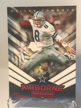 Troy Aikman (Cowboys) 2017 Panini Rookies & Stars Airborne #4
