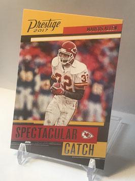 Marcus Allen (Chiefs) 2017 Prestige Spectacular Catch #10