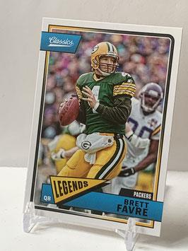 Brett Favre (Packers) 2018 Classics #131