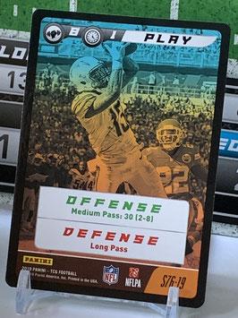 Play: Keenan Allen (Chargers) 2019 Panini FIVE TCG #S76
