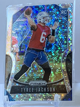 Tyree Jackson (Bills) 2019 Prizm Disco Prizm #321