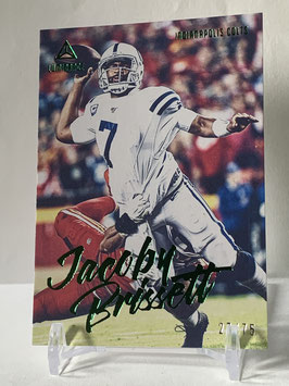 Jacoby Brissett (Colts) 2020 Luminance Green #48