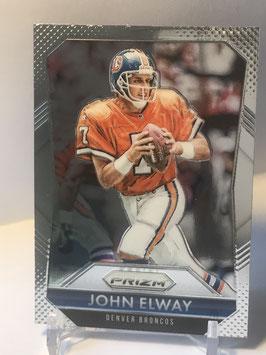 John Elway (Broncos) 2015 Prizm #7