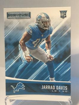 Jarrad Davis (Lions) 2017 Panini Rookies & Stars #248