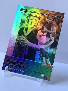 Ryan Finley (Bengals) 2019 Illusions #5