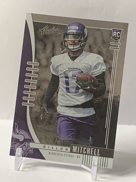 Dillon Mitchell (Vikings) 2019 Absolute #171