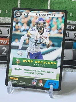 Stefon Diggs (Vikings) 2019 FIVE TCG R146