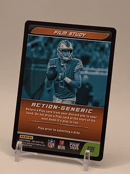 Action Generic: Matthew Stafford (Lions) 2020 Panini Five TCG #U185