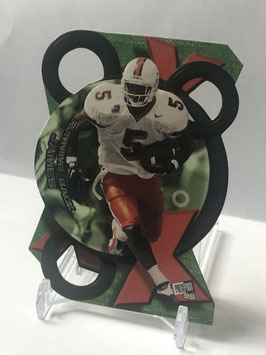Edgerrin James (Colts) 1999 Press Pass Xs & Os #XO5