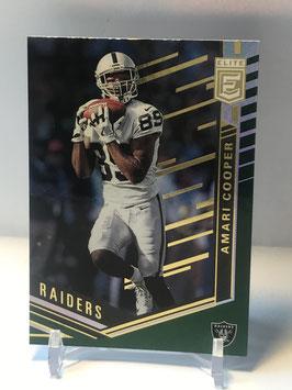 Amari Cooper (Raiders) 2018 Elite Green #78