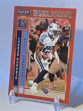 DeMarco Murray (Titans) 2017 Playoff Boss Hoggs #5