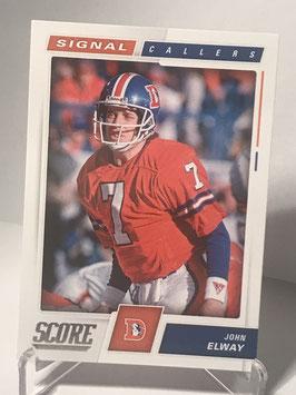 John Elway (Broncos) 2017 Score Signal Callers #20