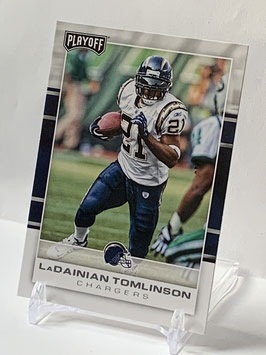 LaDainian Tomlinson (Chargers) 2017 Playoff #142
