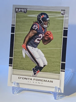 D'Onta Foreman (Texans) 2017 Playoff #212