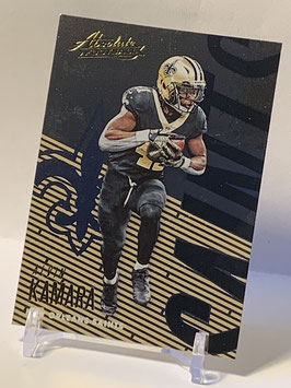 Alvin Kamara (Saints) 2018 Absolute #69