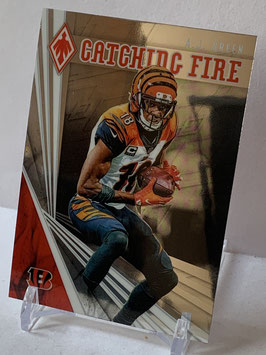 AJ Green (Bengals) 2019 Phoenix Catching Fire #19
