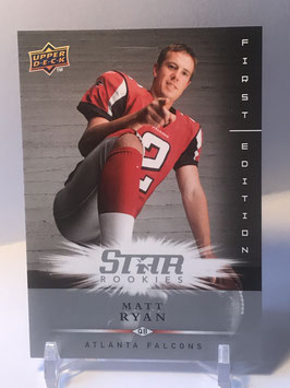 Matt Ryan (Falcons) 2008 Upper Deck First Edition #211