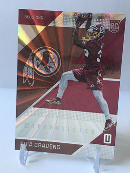 Su'A Cravens (Redskins) 2016 Panini Unparalleled #192