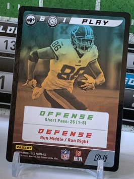 Play: Jordan Reed (Redskins) 2019 Panini FIVE TCG #C71
