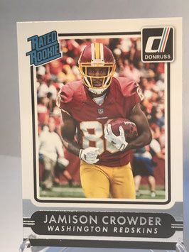 Jamison Crowder (Redskins) 2015 Donruss Rated Rookies #230