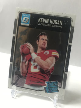 Kevin Hogan (Browns) 2016 Donruss Optic Rated Rookies #382
