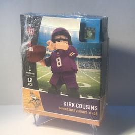 Kirk Cousins (Vikings) OYO Figur Generation 4/ Serie 1