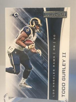 Todd Gurley II (Rams) 2017 Rookies & Stars #28
