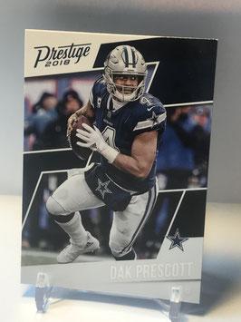 Dak Prescott (Cowboys) 2018 Prestige #163