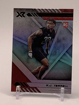 Aj Terrell (Falcons) 2020 XR #149