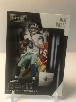 Mike White (Cowboys) 2018 Playbook Xs & Os #20
