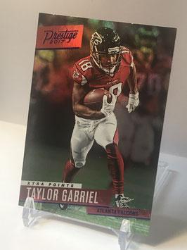 Taylor Gabriel (Falcons) 2017 Prestige Xtra Points Blue #8