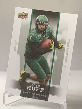 Josh Huff (Oregon/ Eagles) 2014 Upper Deck Star Rookies #33