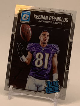 Keenan Reynolds (Ravens) 2016 Donruss Optic Rated Rookies #179
